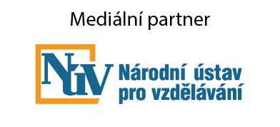 Mediální partner – Národní ústav pro vzdělávání