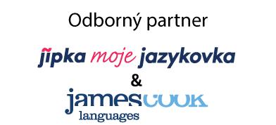Odborný partner – Jazyková škola Jipka